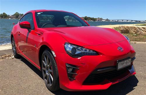 2018 Toyota 86 Awesome Car