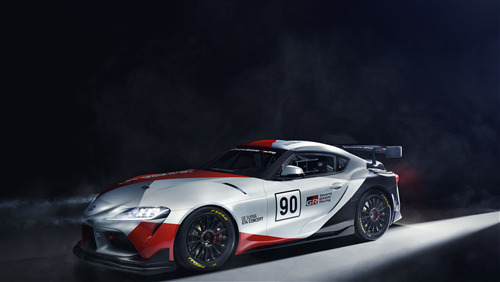 2019 Toyota GR Supra Car 8K Wallpaper