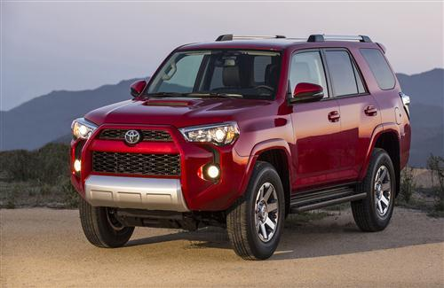 New 2018 Toyota 4Runner SUV Car