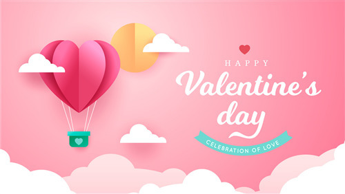 Awesome Valentine Day Celebration of Love HD Wallpaper
