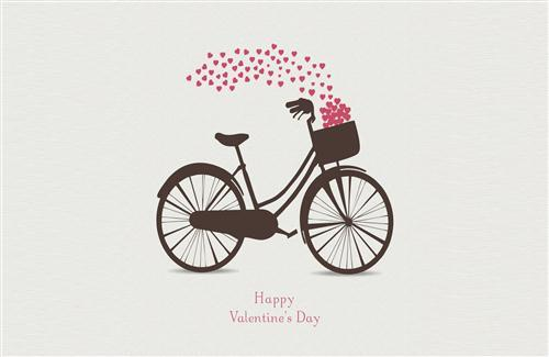 Happy Valentines Day Cycle Theme