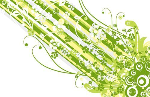 Amazing Best Green Design Desktop Background Wallpaper