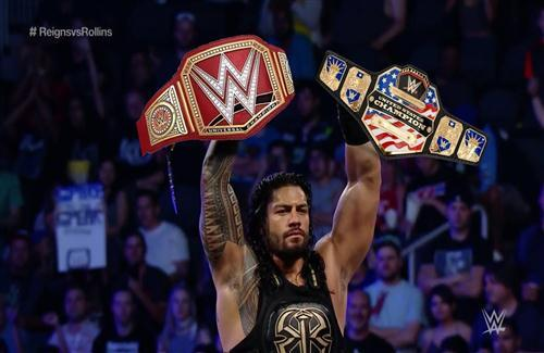 Roman Reigns Famous Wrestler of WWE HD Photo