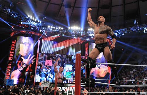 The Rock Most Popular Wrestler of WWE HD Wallpapers