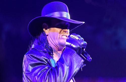 The Undertaker WWE Wrestler Wallpaper