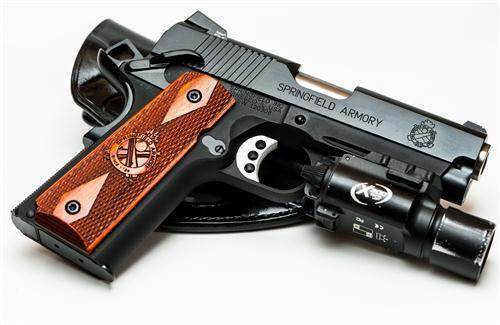 Springfield Armory HD Gun Weapons Photo