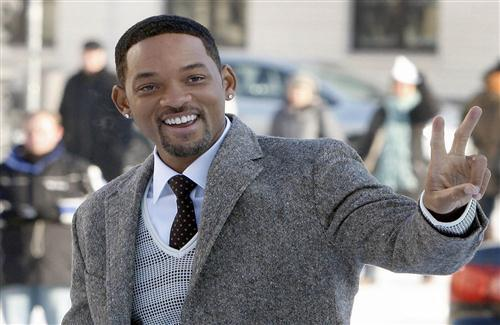 American Actor Will Smith Photo