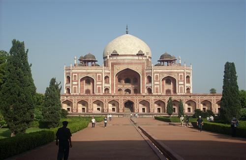 Beautiful Tomb of Humayun in Delhi India Wallpapers