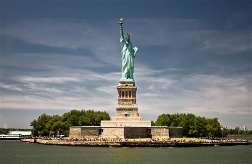 Statue of Liberty Wonders in New York City US HD Wallpapers