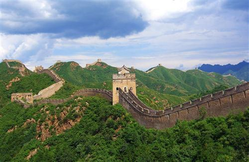 Wallpaper of The Great Wall of China