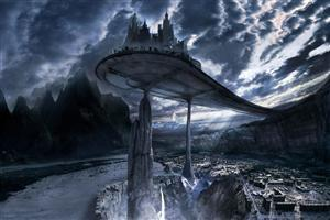 HD 3D Fantasy Places Pic