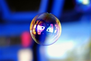Water Bubble 3D Pics