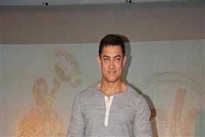 Aamir Khan in TShirt