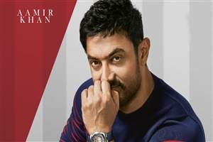 Bollywood Actor Aamir Khan Wallpaper