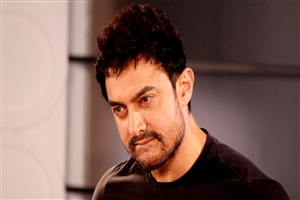 Hindi Film Hero Aamir Khan Photo