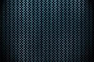 Shining Blue Net Abstract Background