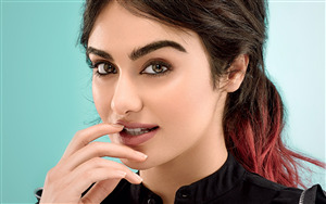 Adah Sharma Beautiful Wallpaper