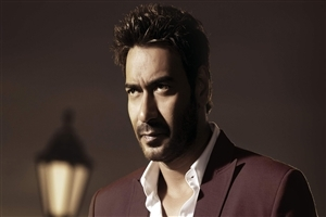 Ajay Devgan Indian Celebrity 4K Wallpaper