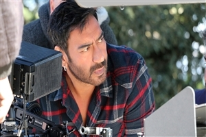 Bollywood Hero Ajay Devgan Photo