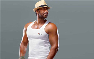 Goodly Photo of Indian Actor Ajay Devgn