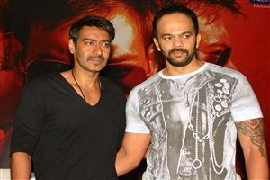 Press Meet to Promote Singham Ajay Devgan