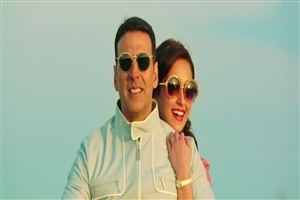 Akshay Kumar and Ileana DCruz in Rustom Film HD Wallpapers