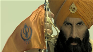 Akshay Kumar in 2019 Film Kesari