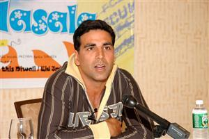 Akshay Kumar on Confo