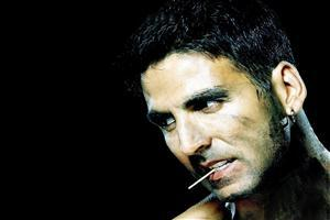 Killing Face of Akshay Kumar