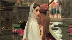 2019 Film Kalank in Beautiful Actress Alia Bhatt