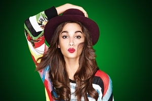 Actress Alia Bhatt Wearing Cap HD Wallpapers