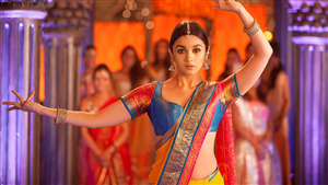 Alia Bhatt in Saree 8K Pic