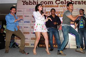 Alia Bhatt on Student of the Year Promotions