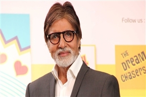Amitabh Bachchan Famous Bollywood Actor HD Wallpaper