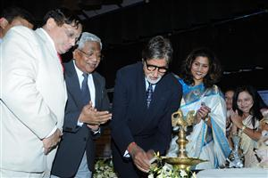 Amitabh Bachchan Lighting Lamp