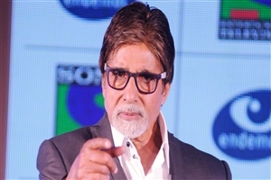 Famous Bollywood Actor Amitabh Bachchan HD Wallpaper