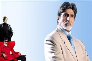 Handsome Amitabh Bachchan Photos
