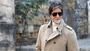 Image of Bollywood Superstar Amitabh Bachchan