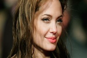 American Celebrity Angelina Jolie Image