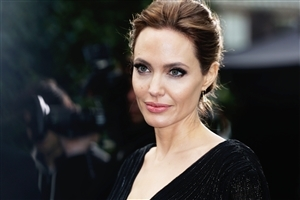 Angelina Jolie Photo Background