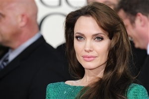 Hollywood Actress Angelina Jolie Photo
