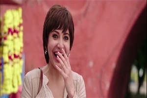 Anushka Sharma with New Hair Style in Upcoming Bollywood Movie PK HD Wallpapers