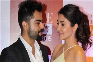 Virat Kohli With Spouse Anushka Sharma