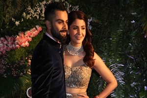 Virat Kohli and Anushka Sharma Couple 2018 Wallpapers