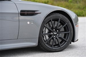 2015 Aston Martin V12 Vantage S Front Wheels Car Wallpaper