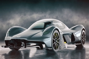 2018 Aston Martin Valkyrie Car Wallpaper
