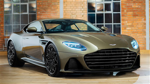2019 Aston Martin DBS Superleggera Car