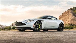 4K Aston Martin DB11 AMR Car