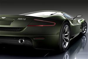 Aston Martin AMV 10 Vanquish Car Wallpapers