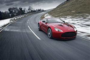 Aston Martin Red V12 Vantage Car Wallpapers